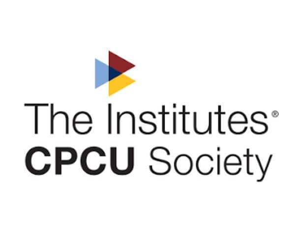 The Institutes CPCU Society Logo