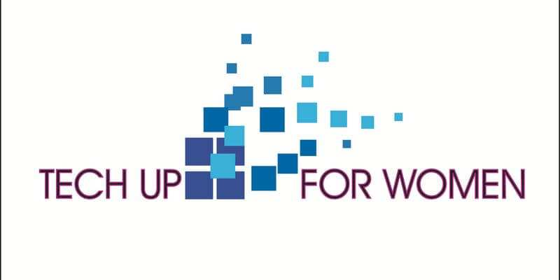 Tech Up for Women Logo